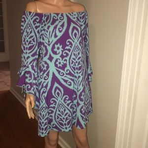 NWT boho large Tunic Dress 2B Together Los Angeles